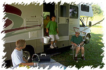 RV camping enhances family togetherness